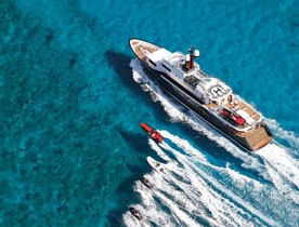 Superyacht HIGHLANDER has Flexible Availability in the Mediterranean