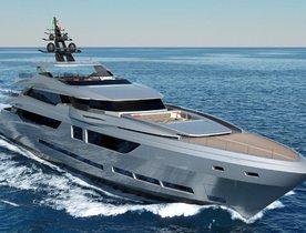 Brand New Mondo Marine Superyacht SARASTAR Joins Charter Market