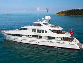 Seven Sins Yacht Has Last Minute Availability