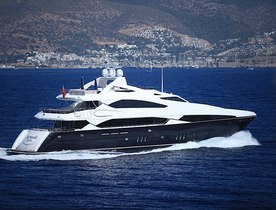 Luxury Yacht 'Barracuda Red Sea' Cruises in Croatia