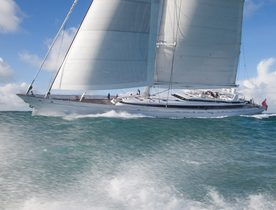Iconic Charter Yacht M5 Completes Refit