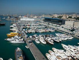 Genoa Boat Show 2014