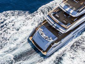Charter Yacht VERTIGE Wins Prestigious Award