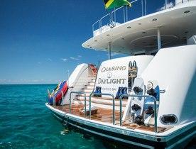 Westport Motor Yacht 'Chasing Daylight' Cruises in Costa Rica