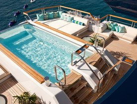 Lurssen Superyacht SOLANDGE Signs Up for Fort Lauderdale International Boat Show
