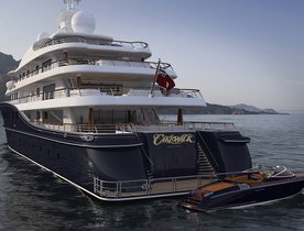 Charter Yacht CAKEWALK Sold and Renamed AQUILA