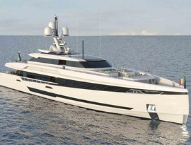 Brand new 50m motor yacht K2 available for Mediterranean charter