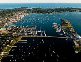 Newport Charter Show Begins