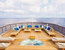 Recently Refit Superyacht MENORCA Open For Charter In Ibiza