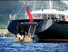 July Special Offer on Sailing Yacht 'Parsifal III'