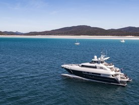 Whitsundays yacht charter available over New Year's Eve with luxury catamaran SPIRIT