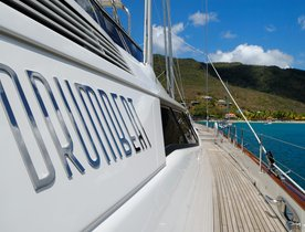 Sailing Yacht DRUMBEAT Announces Exciting Charter Itinerary