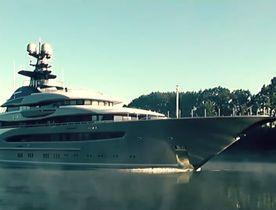 Video – Charter Yacht KISMET on Sea Trials