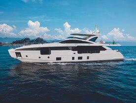 Azimut to showcase eye-catching trio at Monaco Yacht Show