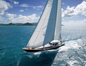 Sailing Charter Yacht REE Offers Reduced Rates