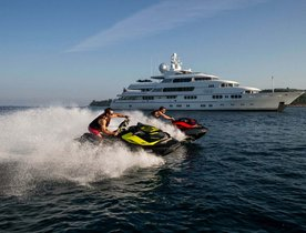 Charter Yacht TITANIA Reduces Weekly Base Rate For Winter Vacations