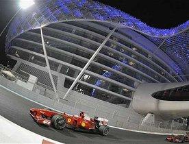 Abu Dhabi Grand Prix 2016