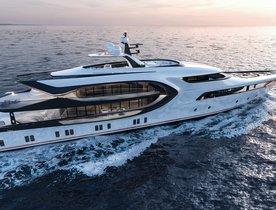 Nobiskrug and Vripack join to present 56m superyacht