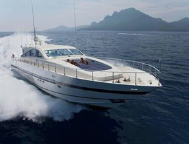 Charter Yacht 'ROMACHRIS II' Offers Discount