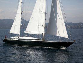 Perini Navi Sailing Yacht 'Parsifal III' Licensed For Spanish Charters