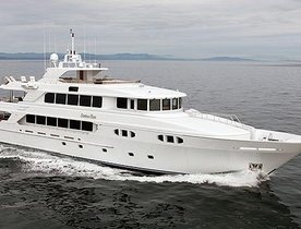 46 Metre Superyacht Excellence New To The Charter Fleet