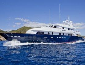Motor Yacht 'BIG CHANGE II' Available in the Virgin Islands