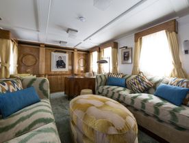 Classic Yacht MALAHNE has Free Charter Gap in Turkey
