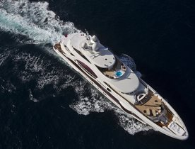 Superyacht 'QUITE ESSENTIAL' Has Summer Charter Availability in the Mediterranean