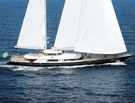 Charter Yacht 'PARSIFAL IV' Confirmed for Monaco Yacht Show
