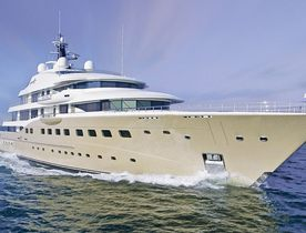 Brand New Amels Superyacht 'Here Comes The Sun' Now Available For Charter