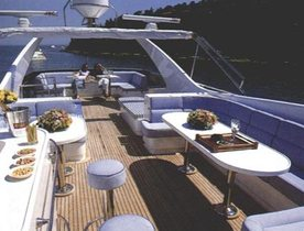 AMADEUS - Bode Miller's 35m M/Y – Available for Charter