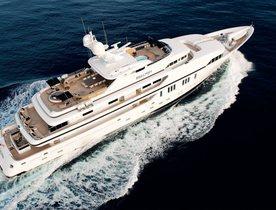Luxury Motor Yacht SEALYON Offers a Caribbean Charter Deal