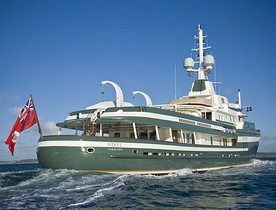 Expedition Yacht STEEL Returns to the Mediterranean for Summer Charters