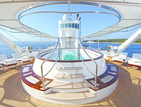 Motor Yacht Sherakhan Offers Exclusive Caribbean Deal
