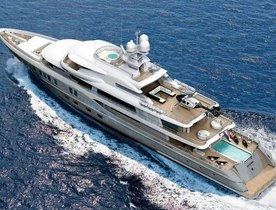 Brand New Amels Superyacht 'Plvs Vltra' To Attend Monaco Yacht Show 2016?