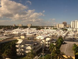 Opening Day of the 2014 Fort Lauderdale International Boat Show