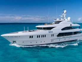 43m BACA offers Thanksgiving charter special in the Bahamas