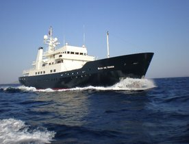 Expedition Yacht 'Bleu de Nimes' Offers Unique Charter