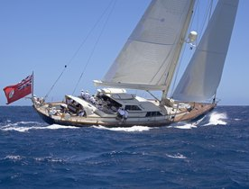 Sailing Yacht Marae Now For Charter