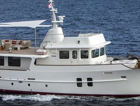 Classic Motor Yacht Sultana For Charter