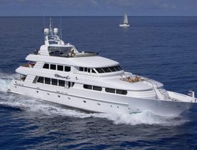 Cheoy Lee's Namoh Joins the Charter Fleet