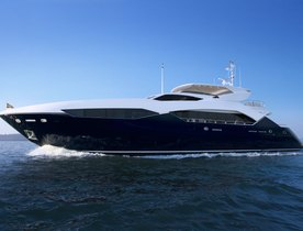 Brand New Motor Yacht Chimera for Charter