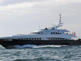 M/Y 'SAN BERNARDO' Has Late-Season Availability in the Mediterranean