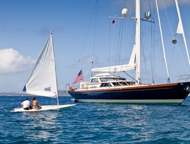 Sailing yacht MARAE: Save 10% in New England and the Caribbean