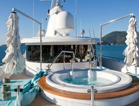 Superyacht 'Ramble On Rose' Joins The Global Charter Fleet