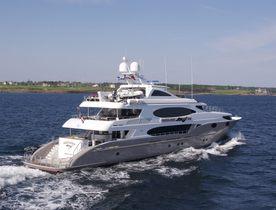 Charter Yacht 'DESTINATION FOX HARB'R TOO' in Toronto