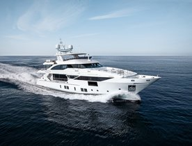 Benetti Presents M/Y Skyler And M/Y OLI At Fort Lauderdale International Boat Show 2017