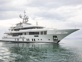 Video: Benetti delivers 49m superyacht ELALDREA+