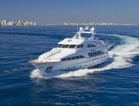 Motor yacht 'CAMARINA ROYALE' New to Charter Fleet