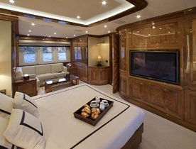 Superyacht DRAGON Offers Charter Discount
